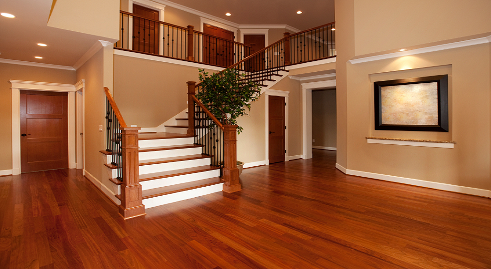 Atlanta Hardwood Floors Painting