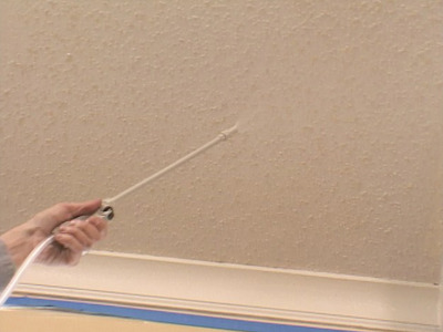 How To Smooth A Popcorn Ceiling