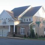 Exterior painters house