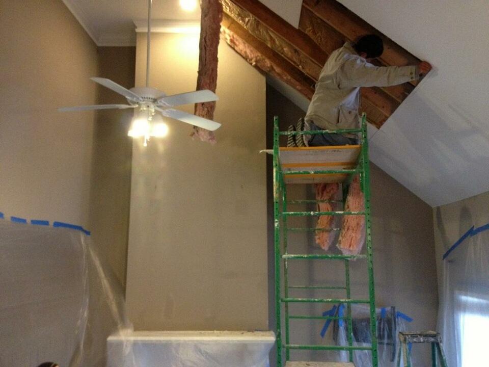 Interior painters, drywall contractors in Atlanta, Alpharetta, Buckhead, Brookhaven, Roswell