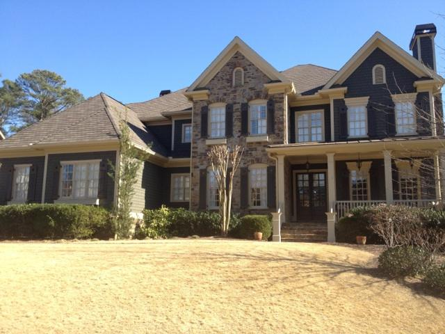Painter Sandy Springs, Exterior painting Sandy Springs, Exterior painting Atlanta