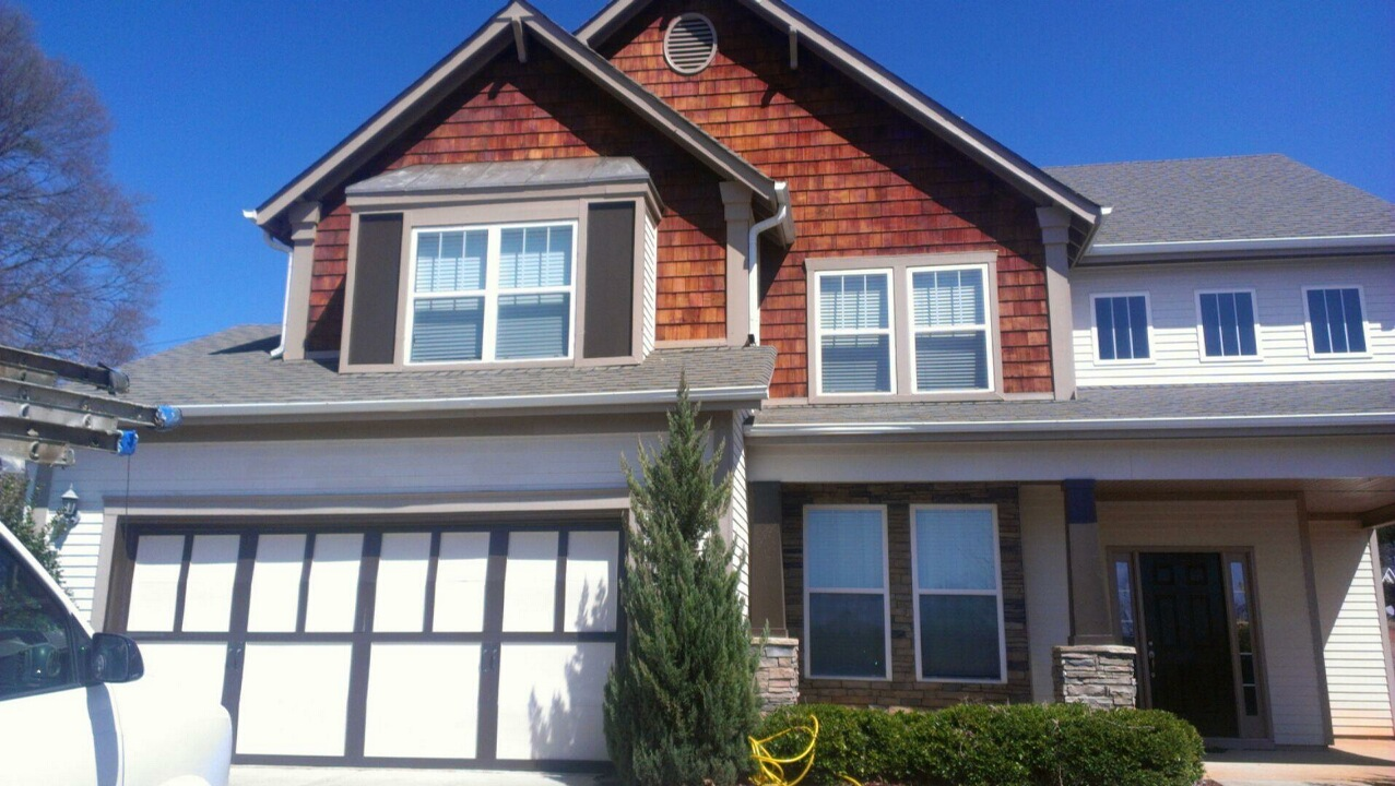 Painter Sandy Springs Exterior House