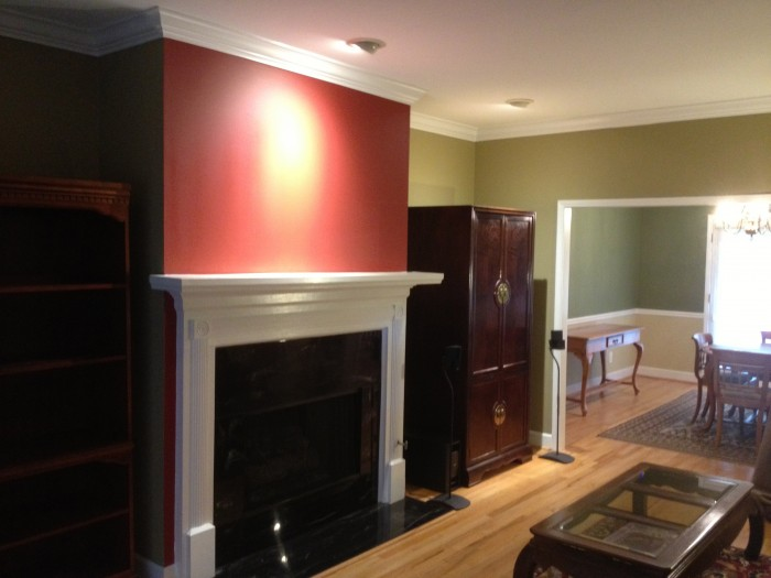 Interior painting, paint color schemes, color consulting, color consultants
